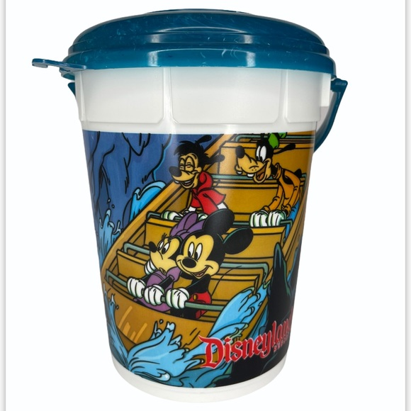 Disney Pirates ride popcorn bucket